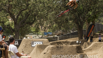 MONGOOSE JAM 2015 – Dirt Contest