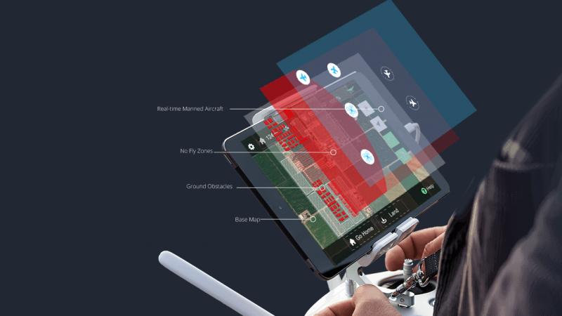 Precision Hawk – LATAS The Drone Safety Plateform
