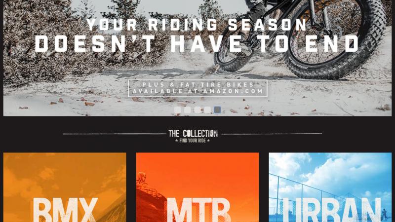 Mongoose Bikes 2018-2019 Video Catalog