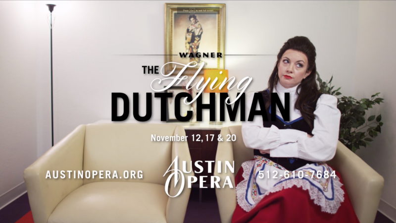 Austin Opera – TV Commerical