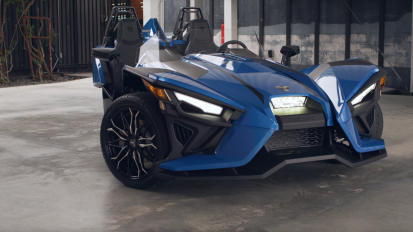Polaris – 2020 Slingshot Launch